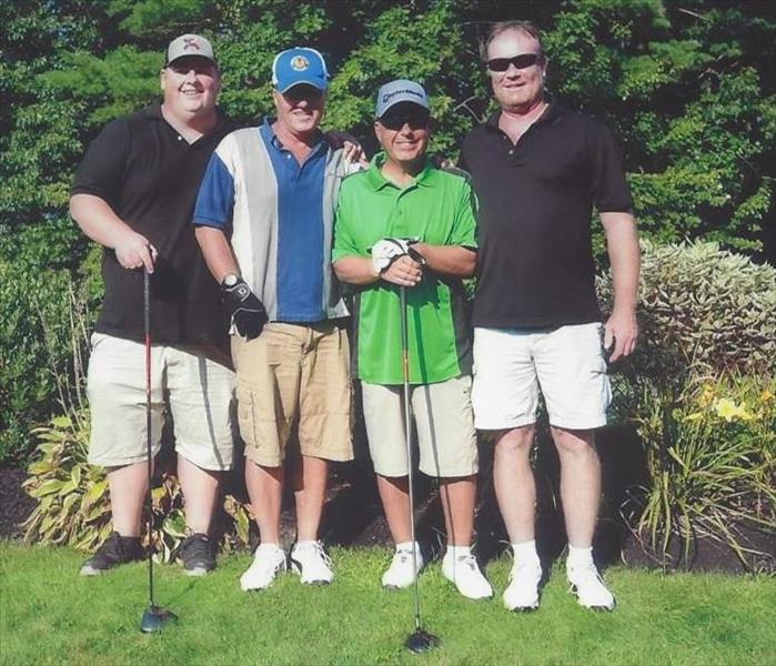 SERVPRO Appreciation Day Golf Outing