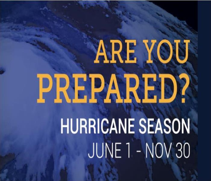Storm Damage Hurricane Season is Here - Are You Prepared?